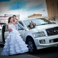 Прокат свадебных лимузинов